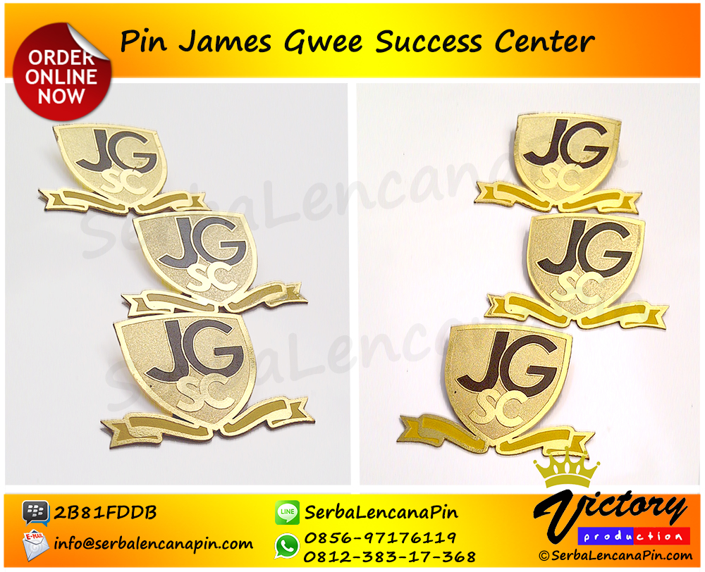 Pin James Gwee Success Center1