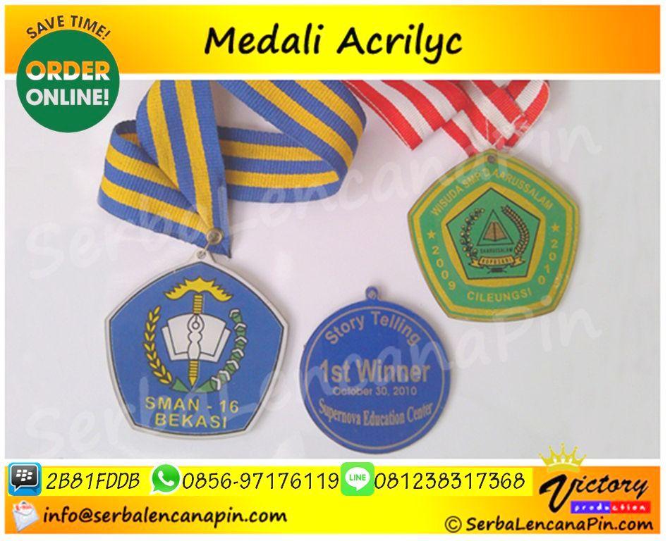 medaliacrylic