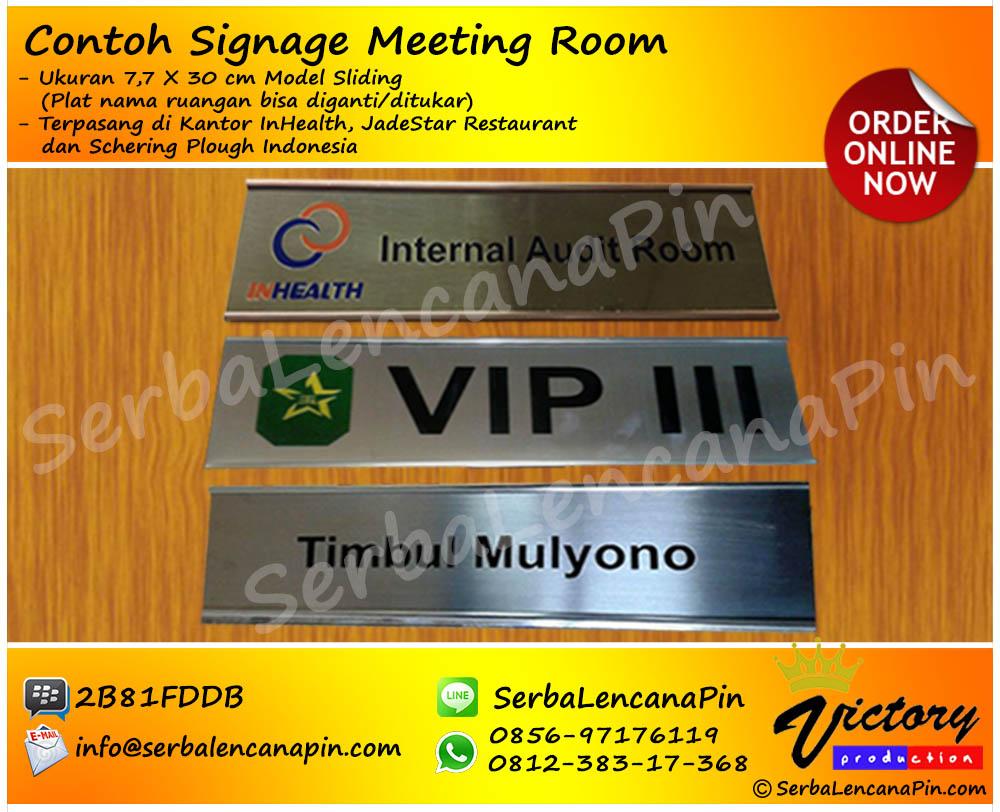 papannamaruanganrapat_signagemeetingroom1