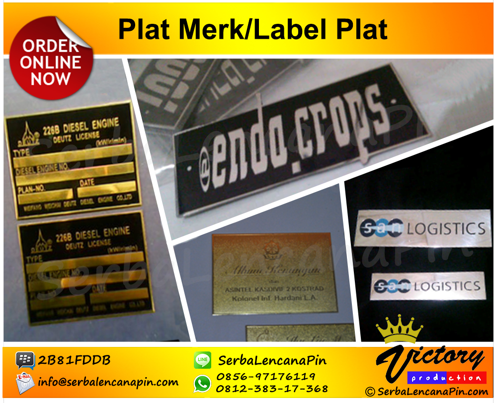 plat merek album machine tagging1